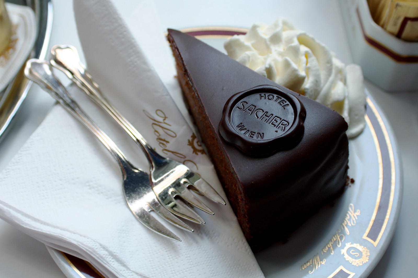 Sacher Torte in Vienna – The Original Cake War