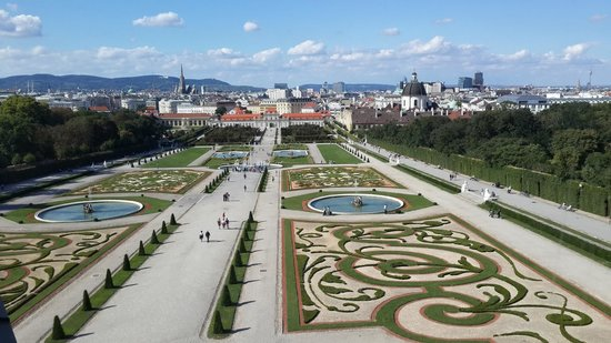 Best Gardens in Vienna to Visit in Spring