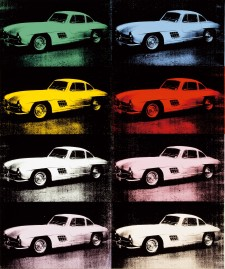 Andy Warhols Cars