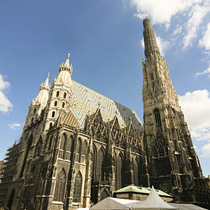 Stephansdom (St. Stepehen's Cathedral) Vienna