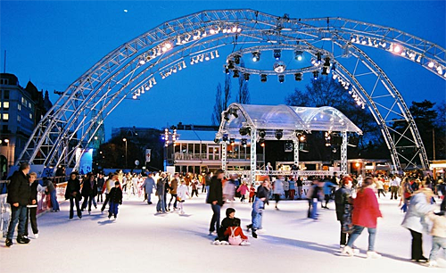Vienna Dream On Ice